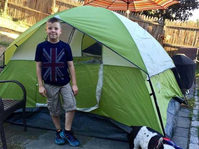 Camping Made Easy With A Coleman Instant Tent
